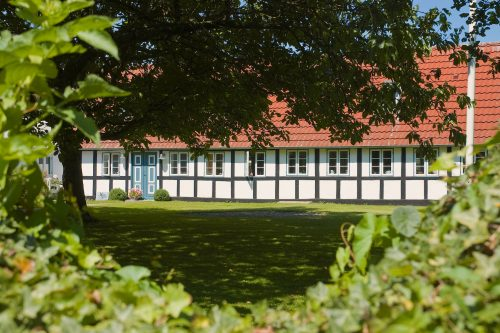 lyø Denmark island house
