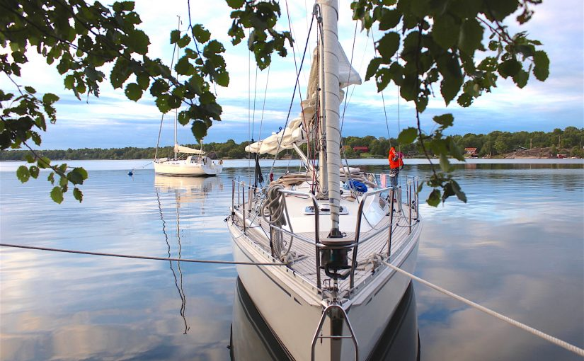 tjärö boat sweden