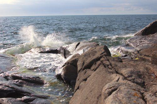 utklippan rocks sweden