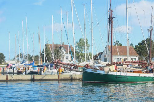 marina schleimuende germany boats